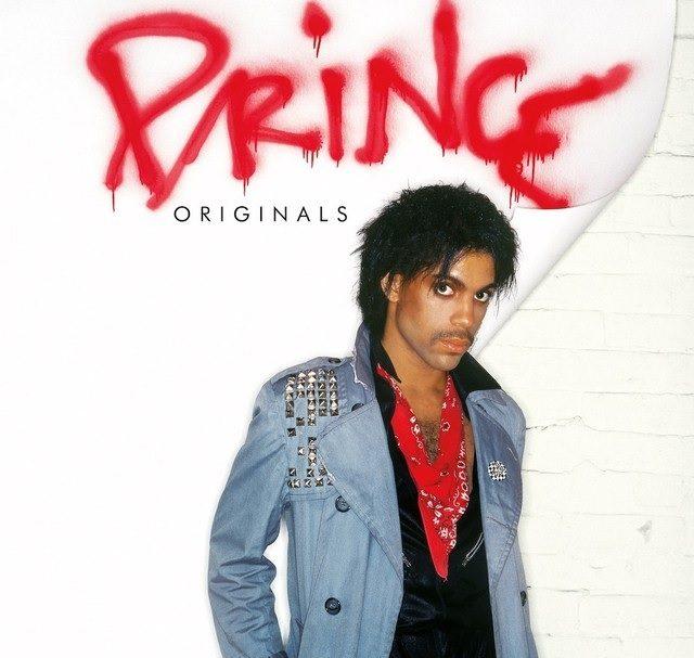 Prince Originals 2019 Album Cover